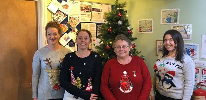 Christmas Jumper Day December 2019